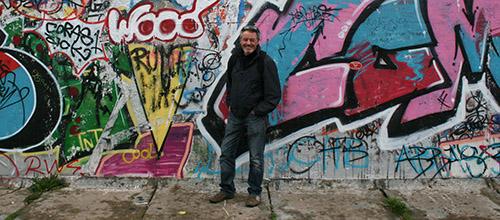 Berlin wall…