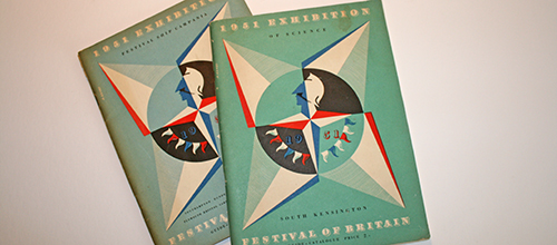 Festival of Britain 1951, originals!