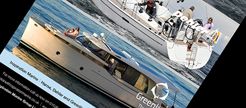 …more Yacht adverts