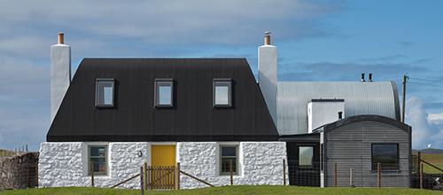 Stirling Award, House No. 7