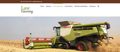Website for farmer goes live