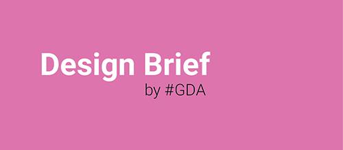 How to prepare a Design Brief