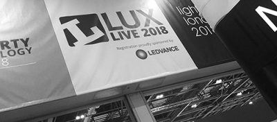 LuxLive 2018 at ExCel London