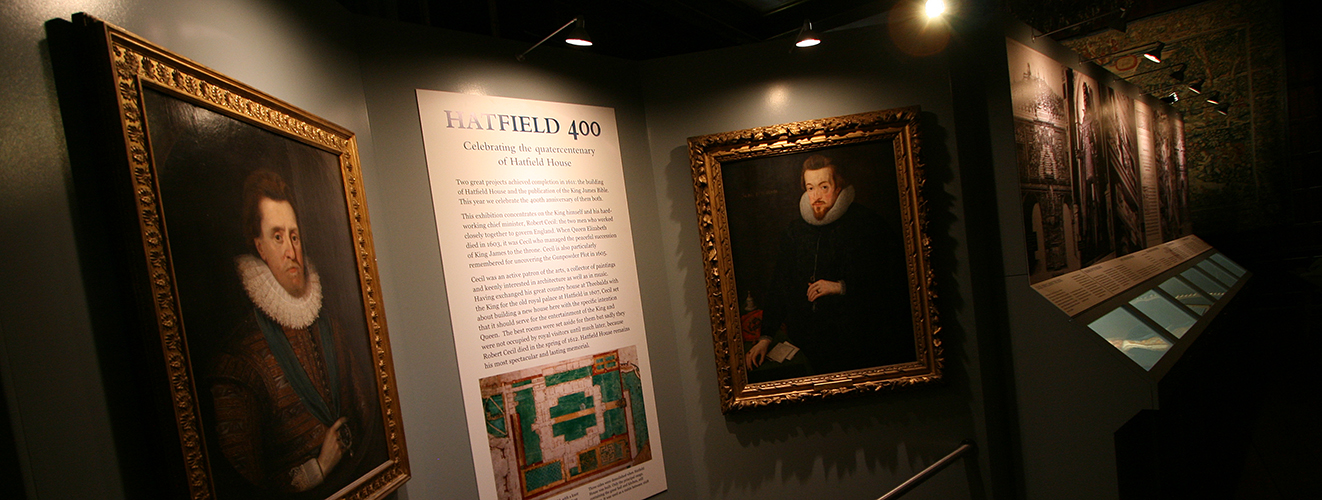 400th anniversary exhibition