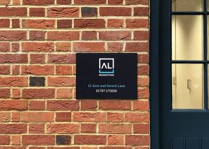 Commercial Property Signage