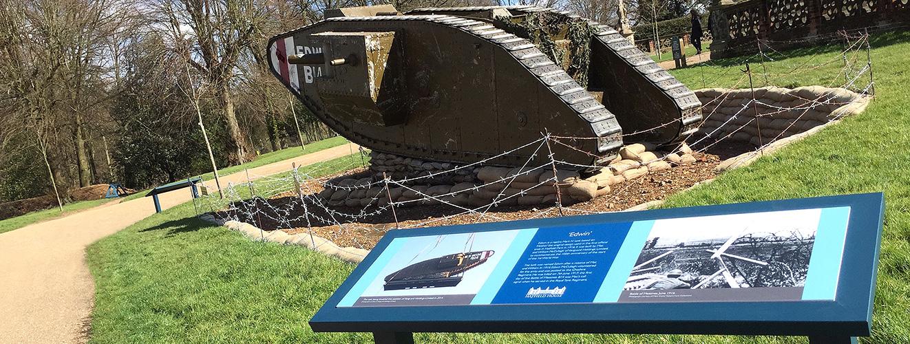 WW1 Commemoration